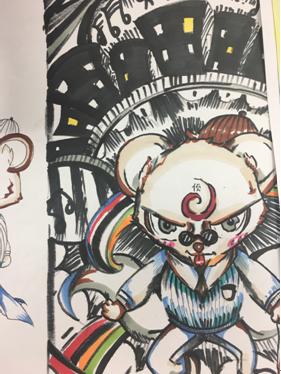 """第六届全国青少年儿童""""小金鱼""""漫画大展即将开幕!"""