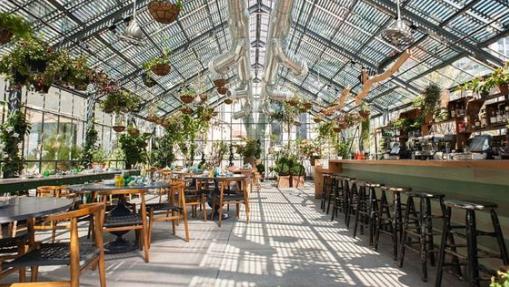 杭州植物园商业服务总店倾情打造GREEN_HOUSE_――自然让生活更美好