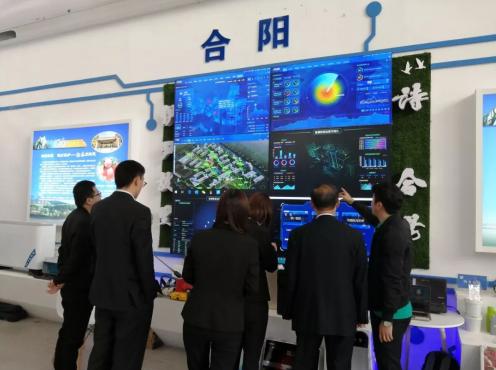 """持续""""激活IT价值""""_锐捷IT管理平台RIIL亮相第四届丝博会"""